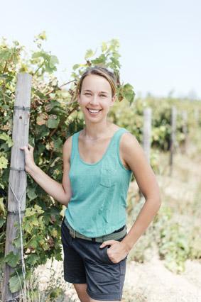 Waterkloof winemaker Nadia Barnard LR 3