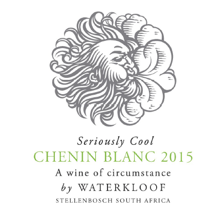 Seriously Cool Chenin Label